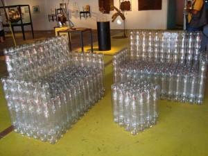 Plastic Bottles Furniture