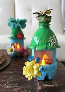 Plastic Bottles Ideas