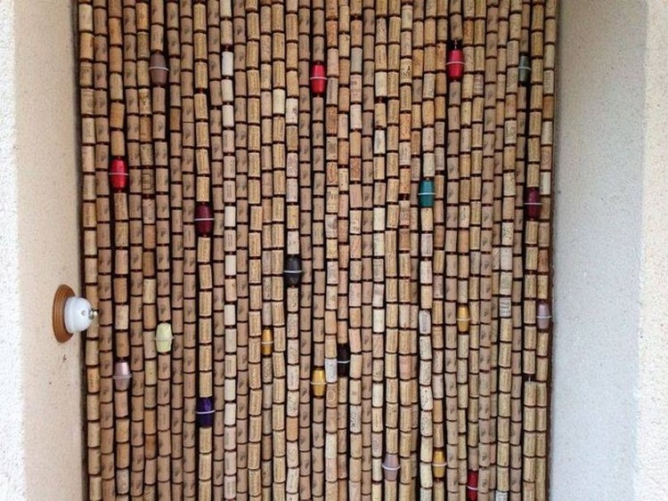 Upcycled Wine Corks