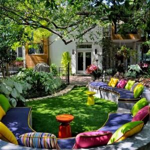 Wonderful Backyard Decor Ideas