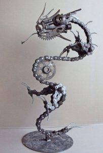 Bicycle Parts Recycle
