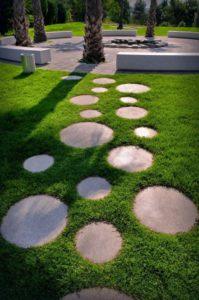 Contemporary Garden Pathway Ideas