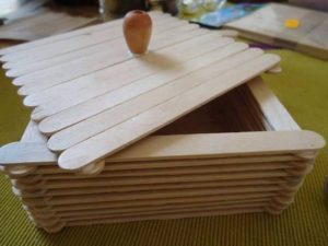 Crafts Using Popsicle Sticks