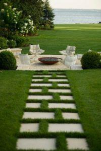 Garden Stepping Pathway