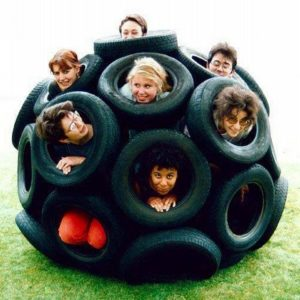 Ideas to Recycling Old Tires