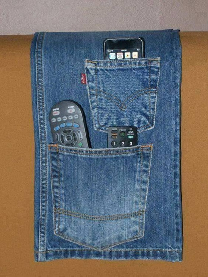Jeans Upcycled