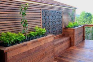 Lounge Terrace Planters