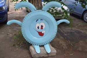 Old Tires Recycling Ideas