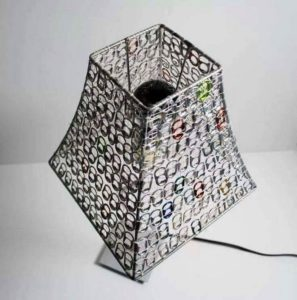 Soda Tab Lamp