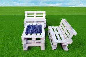 Beautiful Pallet Furniture