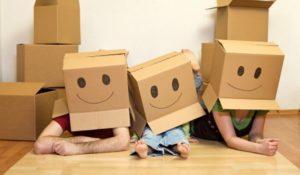 Cardboard Fun Activities for Kids
