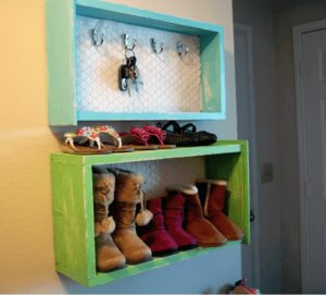 Old Drawers Recycled Ideas