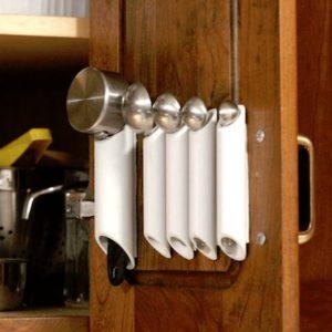 PVC Pipe Spoon Holders