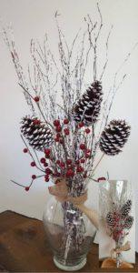 Pine Cone Decoration Idea