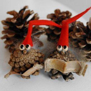 Pine Cone Decorations
