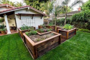 Wood Pallet Garden Ideas