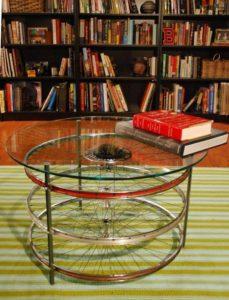 Bicycle Wheels Table