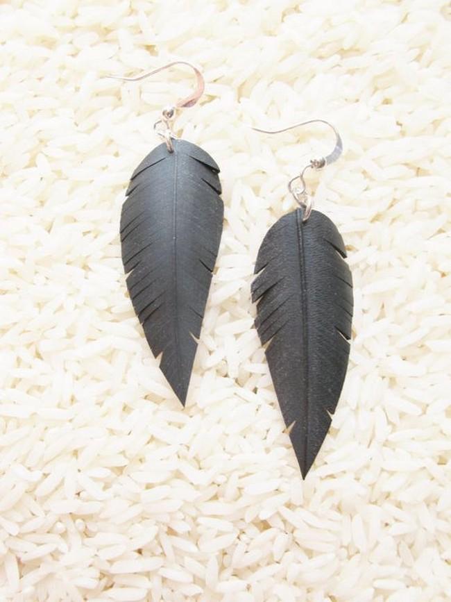 Recycled Earrings