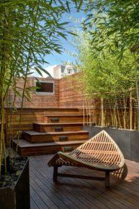 Rooftop Garden Idea