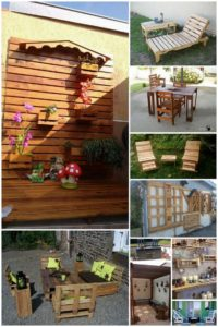 10 Amazing Uses For Old Pallets