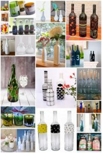 Awesome Recycled Glass Bottle Projects to Make