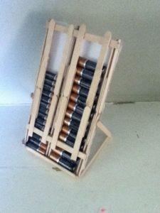 Battery Organizer and Dispenser