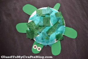 DIY Paper Plate Craft