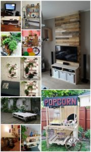 Fantastic Ways Of How To Reuse Old Wood Pallets