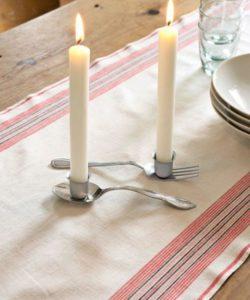 Flatware Candleholders