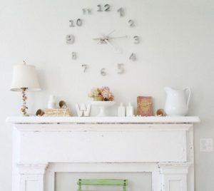 Minimalistic Wall Clock