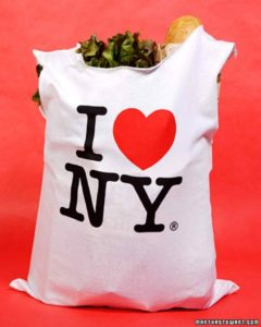 Old T Shirt Recycled into Shopping Bag