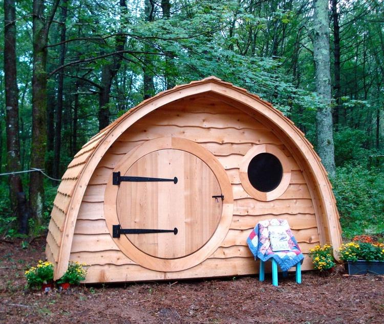 Pallet Kids Outdoor Playroom