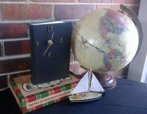 Turn a Book Into a Handsome Clock