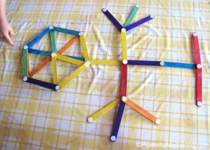Velcro Dot Sticks