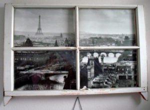Window View of Paris