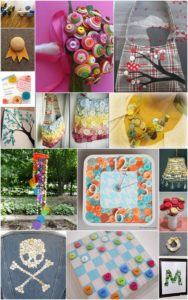 Creative DIY Buttons Craft Ideas and Projects