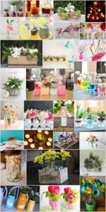 DIY Projects and Ideas for Beautiful Centerpieces