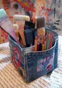 Denim Studio Box