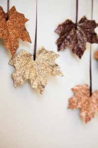 Falling Leaves Garland