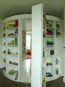 Hidden Secret Room