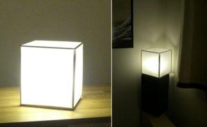 Shoji-Style Lamp