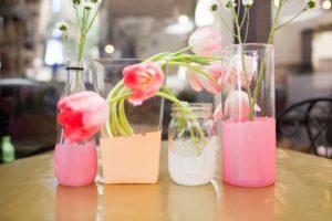 Watercolor Vases