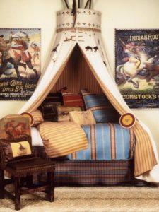 Wild, Wild West Bedroom Bungalow