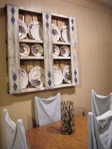 Wood Pallet Kitchen Cabinet