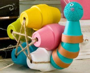 Clay Pot Snail