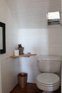 Corner Shelf for the Bathroom