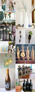 Creative DIY Wine Bottle Craft Ideas