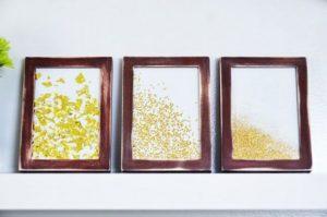 Framed Glitter