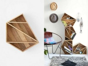 Magical Thinking Geo Shelf