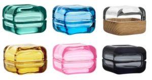 These gorgeous glass keepsakes